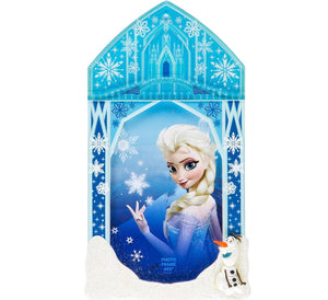 Disney Parks Elsa Castle Photo Frame New