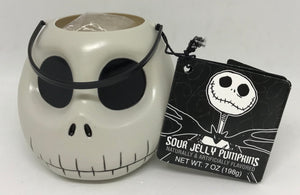 Disney Parks Halloween Jack Skellington Sour Jelly Pumpkins Bowl New with Tag