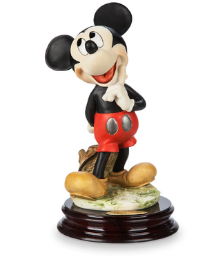 Disney Parks Mickey Figure by Giuseppe Armani Arribas Brothers New with Box