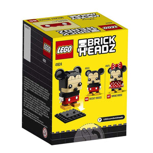 Lego 41624 BrickHeadz Disney Mickey Mouse 109 Pieces New with Box