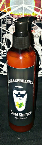 8oz Beard Shampoo 2
