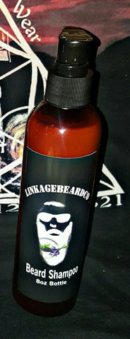 Beard Shampoo 8oz 3