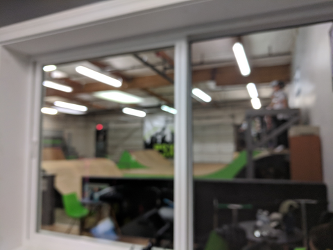 Indoor Scooter Park Pro Scooter Shop