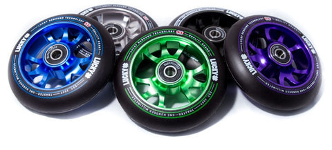 The Different Types Of Scooter Wheels Pro Scooter Shop