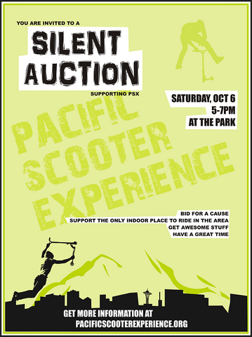 pro scooter auction