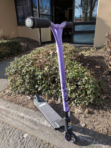 custom pro scooter mini lucky mgp