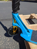 Custom Pro Scooter - Black and blue Raymond Warner custom