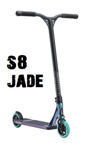 envy prodigy s8 complete pro scooter jade