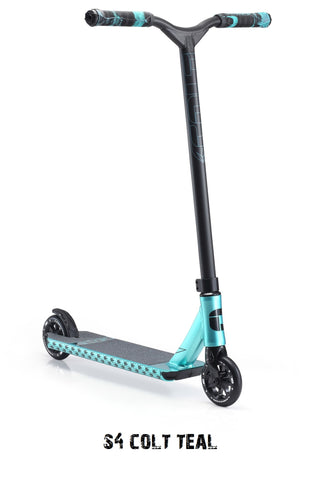 Envy Scooters S4 Colt - teal