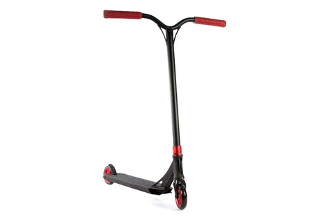 ethic pro scooter artefact complete red black