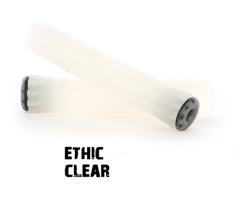 ethic scooter grips clear