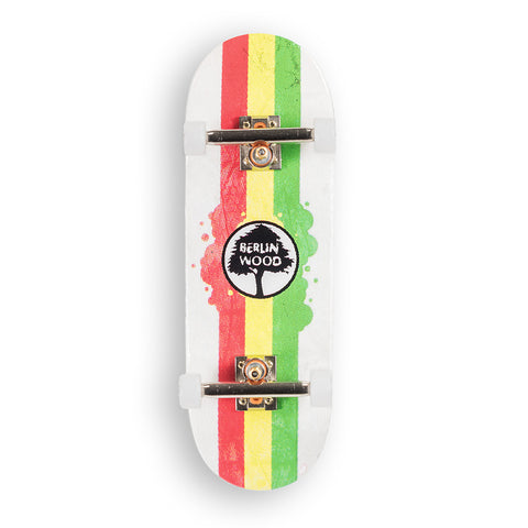 rasta rally berlinwood fingerboard black river