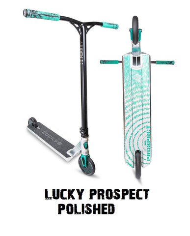 lucky pro scooters prospect polished