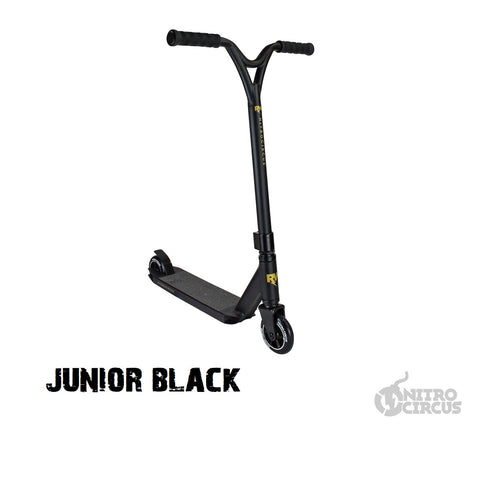 nitro circus r-willy scooter replicate junior black