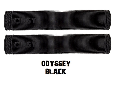 odyssey scooter grips black