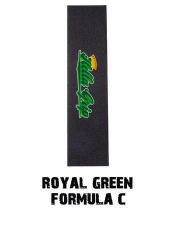 hella grip royal green scooter griptape