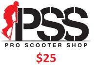 pro scooter gift cards