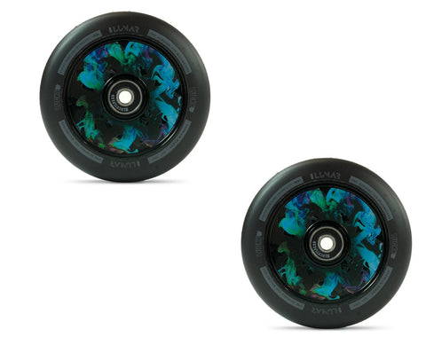 pro scooter wheels lucky nova 100mm