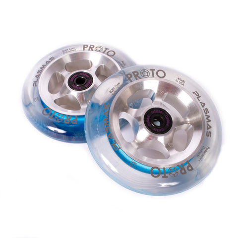 proto scooters scooter wheels plasma 110mm star light