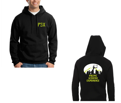 psx scooter hoodie