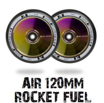 Root Industries AIR 120mm scooter wheels - oil slick