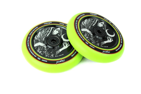 scooter wheels north scooters midnight collab wheel