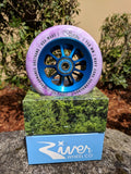 scooter wheels river wheel co glide marbles blue