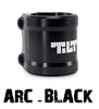 tilt scooters arc clamp black