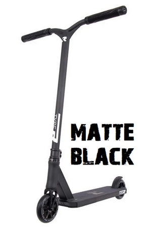 type r complete pro scooter root industries matte black