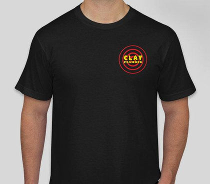 Clay Crusher T-Shirt - The Board Game with Clay