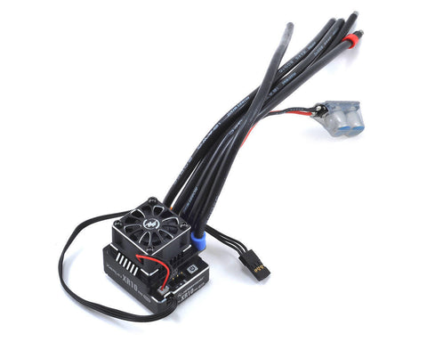 Hobbywing 30112600 XeRun XR10 PRO 160A Sensored Brushless ESC BLACK