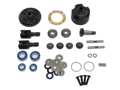 Associated 80936 RC8B3.1e 1/8 E-Buggy HTC Front Gear Differential Set