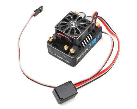 Hobbywing 30113301 XR8 SCT Pro 140A Brushless Competition ESC