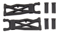 Associated 70002 T6.1 Stadium Truck Rear Suspension Arm Set w/Inserts