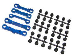 Associated 80936 RC8B3.1e 1/8 E-Buggy Aluminum Hinge Pin Braces Inserts Pills