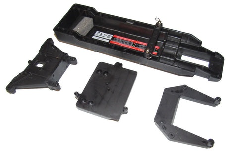 Traxxas 36034-1 BIGFOOT #1 Ford F-100 Chassis Batt Strap Shock Towers ESC Plate
