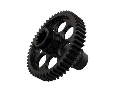 Hot Racing Traxxas 77086-4 X-Maxx Steel Transmission Output Spur Gear 51T