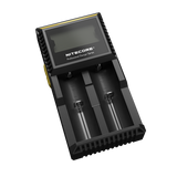 Nitecore Digicharger D2 2-Channel Smart Battery Charger
