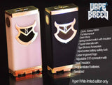 Authentic Nookie Box Mod v2 Limited Edition White by VapeBreed