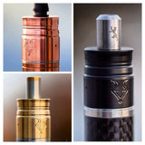 Authentic Taurus Stainless Steel RDA by DaTouch Customs