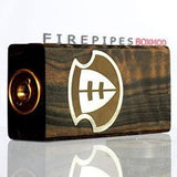 Authentic Fire Pipes Fully Mechanical Wood Box Mod
