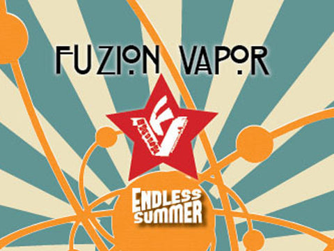 Fuzion Vapor - Endless Summer - 30ml Bottle
