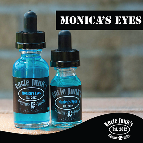 Uncle Junk's - Monica's Eyes 15ml