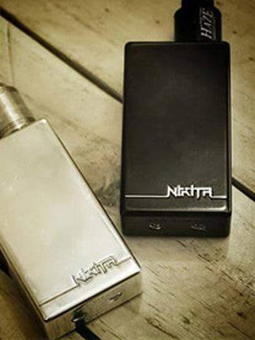 Authentic Nikita Box Mod by Vaping Kiko and Dark Vapor