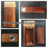 Authentic Balayong Dual 18650 Wood Box Mod