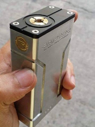 Authentic Raptor T6 Box Mod by MCV Philippines