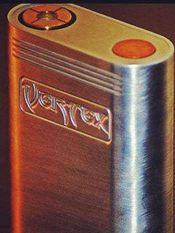 Authentic Vertex Fully Mechanical Triple 18650 Box Mod by The Boss Mod