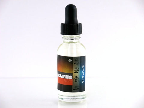 Alpha Vape - Hoops 15ml