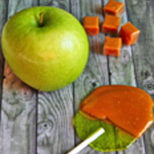 Puff Puff Vape - Caramel Apple Heavy VG Blend