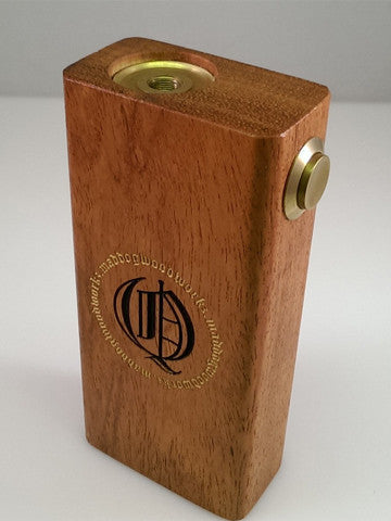 Authentic Balayong v2 Limited Edition Box Mod by Mad Dog Wood Workz